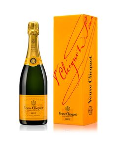 Veuve Clicquot Eco-Friendly Gift Box Because Veuve Clicquot design rhymes with sustainable development, the House has invented the very first industrializable, eco-friendly gift box