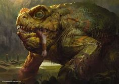 Image result for monster painting