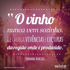 São tantas histórias por trás de uma garrafa de vinho! Algumas delas contamos no SommelierWine.com.br. #wine #vinho #mundovinho