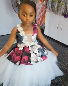 Source by dress videos African Dresses For Kids, Latest African Fashion Dresses, African Dresses For Women, Dresses Kids Girl, African Print Dresses, Baby Girl Gowns, Ankara Styles For Kids, African Kids, Girls Designer Dresses
