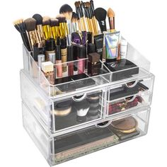 Acrylic Makeup Organizer Target Prepossessing Find Product Information Ratings And Reviews For Sonia Kashuk Design Ideas