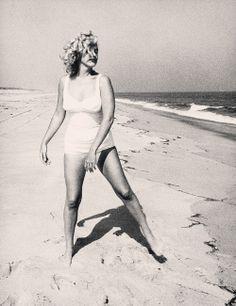 Marilyn Monroe by Sam Shaw, 1957.