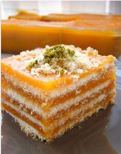 Havuç Rüyası Tarifi - Breads, Buns, and Rolls - Desserts - Dessert Recipes Dream Recipe, Pasta Cake, Dessert Oreo, Turkish Recipes, Light Recipes, Easy Desserts, Sweet Recipes, Food To Make, Food And Drink