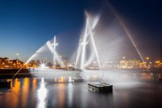 Titled Ghost Ship, Romanian architecture collective visualSKIN designed a  3D projection of  ... - UpVisually.com