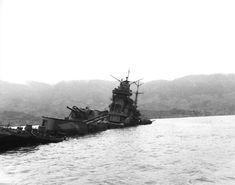 Феникс - Крах императорского флота 呉市で沈没軽巡洋艦「大淀」 。 1945 。