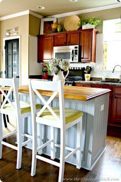Kitchen Island Chairs
