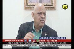 Legisladores Reaccionan Ante Arresto De Joao Santana