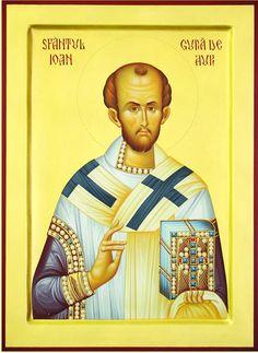 St. John Chrysostom / Άγιος Ιωάννης Χρυσόστομος