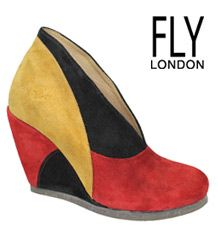 Susie - Banshee - Cherry - Joann - FLY London - The brand of universal youth fashion culture