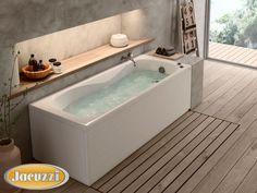 JACUZZI® SOHO VASCA IDRO 170X70 SX PAN FR+LAT