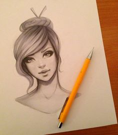 drawing marker drawings amazing easy chopsticks simple