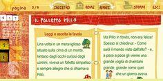 Risorse interattive di italiano per la scuola primaria da Fabbri Editori
