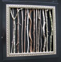 Like Playing House: DIY Branches Frame