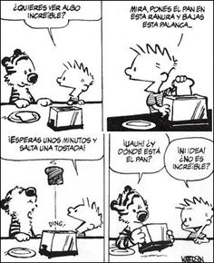 New Memes Funny Cartoon God Ideas Calvin Y Hobbes, Calvin And Hobbes Quotes, Funny Cartoons, Funny Jokes, Hilarious, Humor Grafico, New Memes, Relationship Memes, Fun Comics