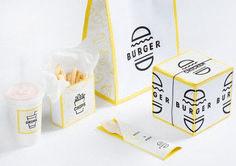 Rivian Beyond the packaging benefits is part of Burger packaging – Packaging design trends Takeaway Packaging, Sandwich Packaging, Food Packaging Design, Packaging Design Inspiration, Brand Packaging, Fastfood Packaging, Fries Packaging, Recyclable Packaging, Simple Packaging