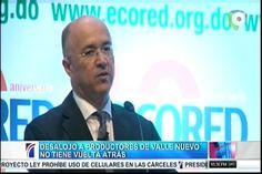 Dominguez Brito Reitera Desalojo A Productores De Valle Nuevo No Tiene Vuelta Atrás