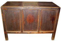 Chinese Antique Treasure Trunk (3091), Circa 1800-1849