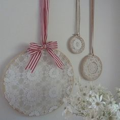 doily embroidery frames