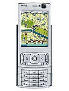 Celular Nokia N95, 2006.