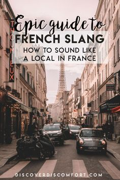 More than 50 essential everyday French slang words that have stood the test of time (over 10 years and still used every day). French Language Lessons, French Language Learning, Learn A New Language, French Lessons, Foreign Language, Dual Language, German Language, Spanish Lessons, French Slang
