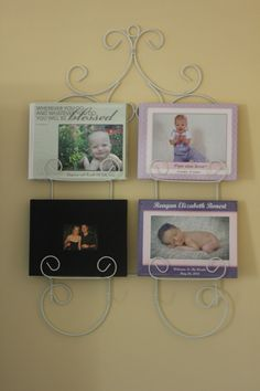 Using a dish rack to display photo books. Photo Album Display, Photo Displays, Shutterfly Photo Book, Goodwill Finds, Book Displays, Photo Books, Getting Organized, Home Projects, Albums