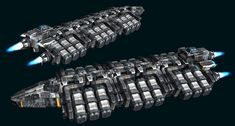 Elevate your workflow with the Spaceships Constructor Vol. 4 asset from Craftwork Mobile. Find this & other Space options on the Unity Asset Store. Star Citizen, Eve Online Ships, Aliens On The Moon, Starship Concept, Future Soldier, Star Trek Starships, Spaceship Design, Star Trek Ships, Futuristic Art