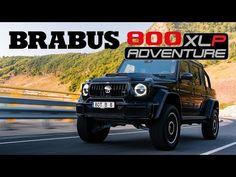 The ultimate high-performer - BRABUS 800 XLP Adventure - YouTube Mercedes Brabus, Benz G, G Class, 4x4, Adventure, Youtube, Instagram, Adventure Movies, Adventure Books