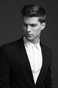 Mens Hair Trends From Around The Globe #men | See more on www.salonmagazine.ca