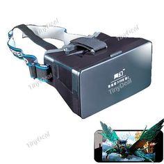 "RITECH Universal Virtual Reality 3D Glasses for 3.5-5.6\"" Smartphones EPATH-370295"