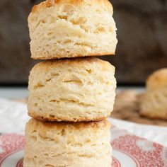 Foolproof Flaky Buttermilk Biscuits