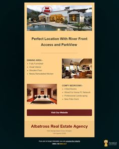 Are you facing trouble in finding real estate email templates? Check out these free responsive email templates that suits best for real estate marketing and. Real Estate Business, Real Estate Agency, Real Estate Marketing, Pc Network, George Mason, Responsive Email, Comfy Bedroom, New Deck, Email Templates