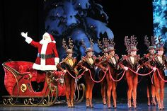 Radio City Christmas Spectacular...loved it!