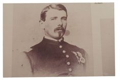 Captain Myles W. Keogh  perished along with his troops at the Battle of the Little Bighorn.