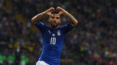 Italy 5-0 Liechtenstein: Azzurri ruthless