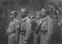 Blue Army, World War I, Troops, Going Out, Polish, Military, History, 1920s, Warriors