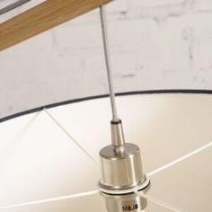 Montblanc Floor Lamp Good&Mojo • WOO .Design Diy Floor Lamp, Bamboo Floor, Bioethanol Fireplace, Bulb, Ceiling Lights, Design, Onions, Outdoor Ceiling Lights