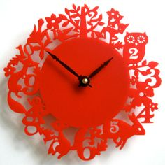 Cool Clock, Maybe A Different Color Though