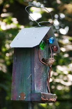 Casa de passarinho - Parte I