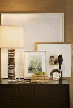 ROOMS: How to Accessorize an End Table or Nightstand