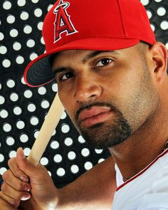 Favorite Athlete: Albert Pujols Photo - Los Angeles Angels
