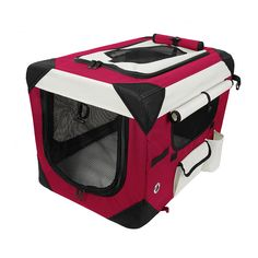 WOLTU Premium Soft Sided Pet Carrier Foldable Pet Travel Crate,Multi Sizes and Colors Available, -60-a * Learn more by visiting the image link. (This is an affiliate link and I receive a commission for the sales) #DogLovers