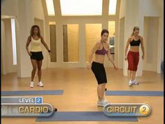Jillian Michaels 30 Day Shred // Level 2