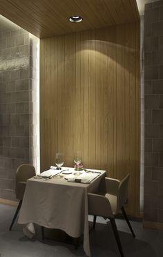 Taverna del Clinic - Barcelona - Iluminación restaurante - Kreon Aplis
