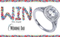 I just entered the Win This Ring! Sweepstakes from Wedding Day Diamonds!
