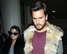 "We know when Kim Kardashian and Kanye West are getting married: May 24, 2014.  Now, thanks to an anonymous E! News source, we also know when Kourtney Kardashian and Scott Disick are getting married: A Quarter to Never!  It's not happening,"" an insider says of claims that Kourtney and Scott are tying the knot. ""They're very happy as is. It's a story the tabloids revisit constantly but there's no truth to it and never has been."""