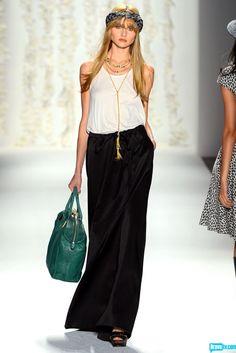 Rachel zoe fashion line