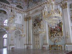 Nyphenburg Palace, Munich