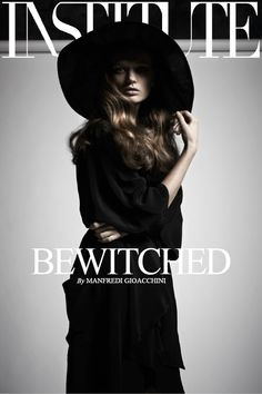 Bewitched - Institute Magazine cover