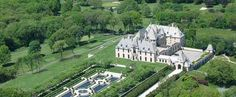 Oheka Castle- Long Island, NY. Built in 1914-19 for Otto Hermann Kahn. It is the 2nd largest private home in the U.S.