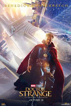 Marvel Spoiler Oficial: Nuevo Poster promocional de Doctor Strange (Por parte nuestra)